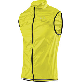 Löffler Windshell Bike Vest Men yellow
